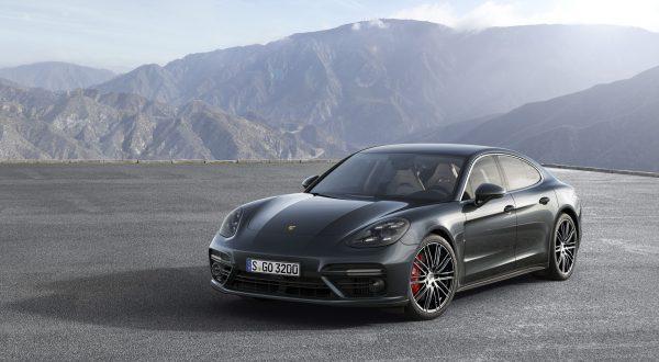 Porsche New Panemera
