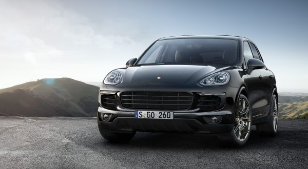 Porsche Platinum Cayenne Launch