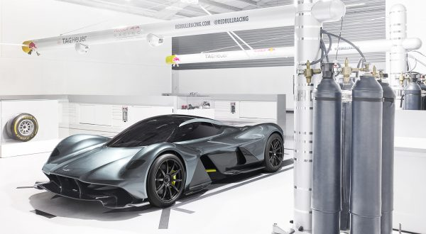 Aston Martin and Red Bull Advanced Technologies