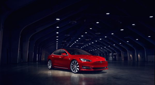 Tesla Model S Overview